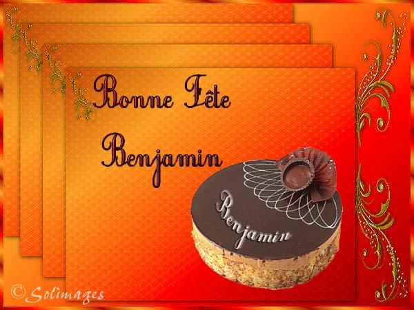 Cartes Virtuelles Solimages Bonne F 234 Te Benjamin
